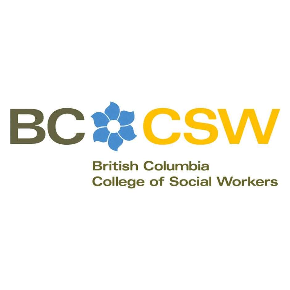 bc college of social workers logo